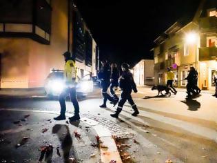 Φωτογραφία για Σoκ στη Νορβηγία: Επίθεση με τόξο και βέλη - Νεκροί και τραυματίες