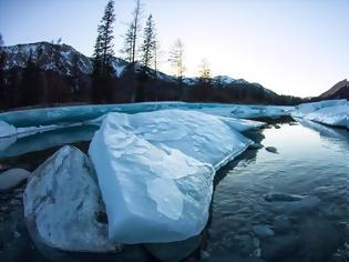 Φωτογραφία για Το λιώσιμο της Σιβηρίας θα ανοίξει το κουτί της Πανδώρας