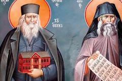The Unity of Saint Silouan and Saint Sophrony (4 of 5)