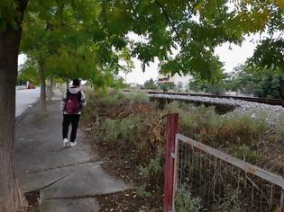 Φωτογραφία για Λάρισα: Αφύλακτες γραμμές του ΟΣΕ «κίνδυνος-θάνατος». Εικόνες.