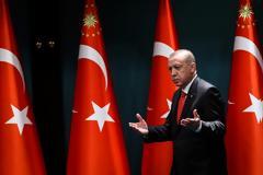 Λίγο πριν τη Σύνοδο της G20 η Τουρκία του Ερντογάν... κατατάσσεται στην 21 θέση