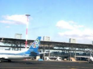 """Φωτογραφία για Αύξηση στις αφίξεις στο αεροδρόμιο """"Μακεδονία"""""""