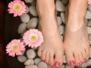 Φωτογραφία για Μύκητες στα πόδια: Πως να τους αποφύγετε