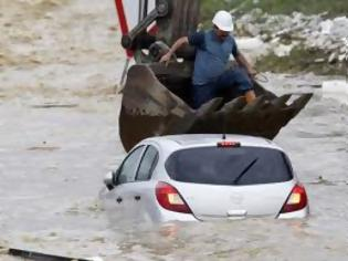 Φωτογραφία για Εξι νεκροί από πλημμύρες στη βορειοανατολική Τουρκία