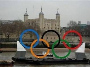 Φωτογραφία για Ολυμπιακοί αγώνες: Σε αμυντικό αστακό μετατρέπεται το Λονδίνο