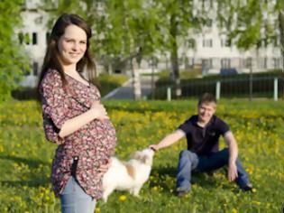 Φωτογραφία για Τα σκυλιά επηρεάζουν την εγκυμοσύνη;