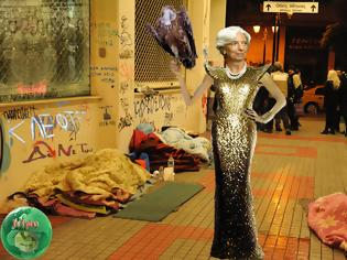 Φωτογραφία για Λαγκάρντ -> Ουδεμία διάθεση έχω να διαπραγματευθώ και να αναδιαπραγματευθώ με την Ελληνική κυβέρνηση!