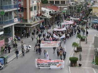 Φωτογραφία για Συγκέντρωση διαμαρτυρίας των συνταξιούχων στις 12/7 στη Λάρισα
