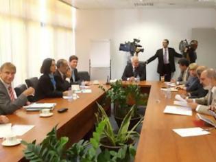 Φωτογραφία για Τις προοπτικές της Κύπρου συζήτησε η Υπουργική Επιτροπή με την Τρόικα