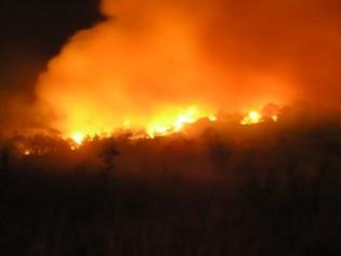 Φωτογραφία για ΕΚΤΑΚΤΟ: Εκτός ελέγχου η πυρκαγιά στη Ρόδο!