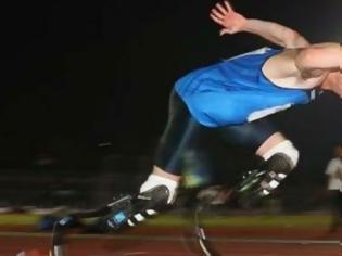 Φωτογραφία για Ο. ΠΙΣΤΟΡΙΟΥΣ: Ο πρώτος αθλητής με αναπηρία στους Ολυμπιακούς Αγώνες