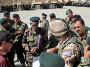 Φωτογραφία για Δύο ελαφρά τραυματίες Έλληνες στρατιώτες στο Αφγανιστάν από εκρήξεις έξω από το στρατόπεδο