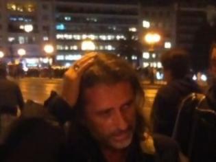 Φωτογραφία για Μάριος Λώλος:κατέθεσε μήνυση για απρόκλητη επίθεση.