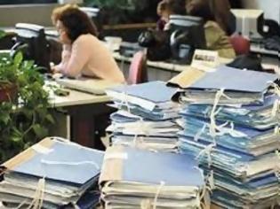 Φωτογραφία για Λουκέτο σε 100 φορείς με μετάταξη των υπαλλήλων