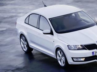 Φωτογραφία για Το νέο μικρομεσαίο sedan από την Skoda βρίσκεται στα σκαριά...