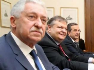 Φωτογραφία για Εντατικές κυβερνητικές συνομιλίες για τις θέσεις που θα κατατεθούν στην τρόικα