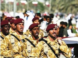Φωτογραφία για Άραβες από το Κατάρ σε σκληρή στρατιωτική εκπαίδευση στην Θράκη