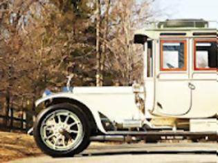 Φωτογραφία για Μια 100χρονη Rolls-Royce… αριστούργημα!