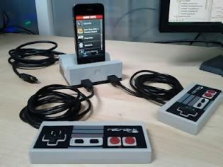 Φωτογραφία για iPhone: Μετατρέψτε το σε παιχνιδομηχανή! [video]