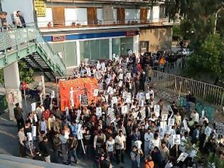 Φωτογραφία για Αντιφασιστικό συλλαλητήριο στη Νίκαια