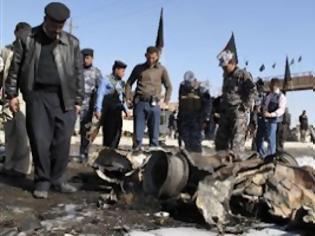 Φωτογραφία για Ιράκ: Συνεχίζεται η αιματοχυσία