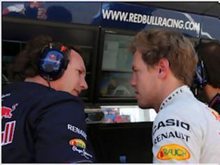 Φωτογραφία για Μετακινησεις για τις ομαδες και σχολια Vettel