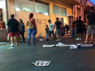Φωτογραφία για Ρόπαλα και μίσος από τους λαθρέποικους κατά των Ελλήνων