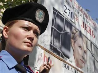 Φωτογραφία για Η δίκη της Γιούλια Τιμοσένκο