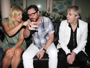Φωτογραφία για Οι Duran Duran διασκέδασαν στη Θεσσαλονίκη μια μέρα πριν τη μεγάλη συναυλία τους