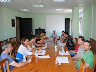 Φωτογραφία για Συνάντηση εργασίας για την καταπολέμηση κουνουπιών στο νομό Πέλλας