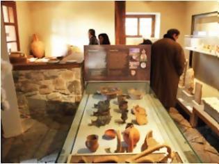 Φωτογραφία για Tο μουσείο της Μαρώνειας άνοιξε χάρη στην κοινωφελή εργασία