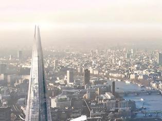 Φωτογραφία για Λονδινο: εγκαινιάστηκε ο υψηλότερος ουρανοξύστης της Ευρώπης [BINTEO]