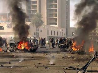 Φωτογραφία για Ιρακ: 7 νεκροί και 20 τραυματίες από βόμβα σε σταθμευμένο αυτοκίνητο