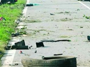 Φωτογραφία για Τροχαίο ατύχημα στην Εθνική Οδό Αθηνών - Λαμίας