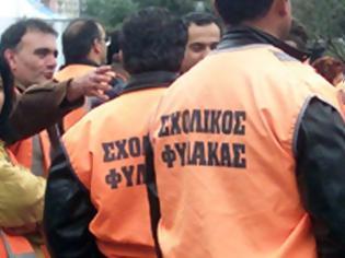 Φωτογραφία για Εκτροχιάζουν τους προυπολογισμούς των ΟΤΑ οι σχολικοί φύλακες