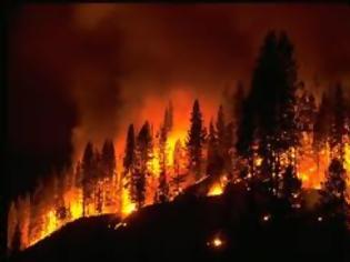 Φωτογραφία για ΣΥΜΒΑΙΝΕΙ ΤΩΡΑ: Πυρκαγιά στην θέση Καλόγερος στην Β. Σκόπελο