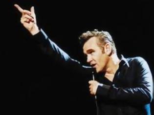 Φωτογραφία για Στον Λυκαβηττό ο Morrissey το βράδυ.