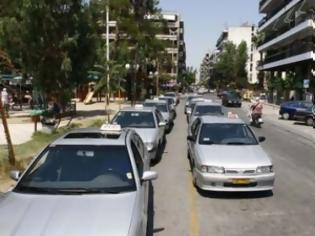 Φωτογραφία για Το χέρι βαθιά στη τσέπη κάθε εβδομάδα βάζουν οδηγοί ταξί του Βόλου, εξαιτίας των λακούβων! (Video)