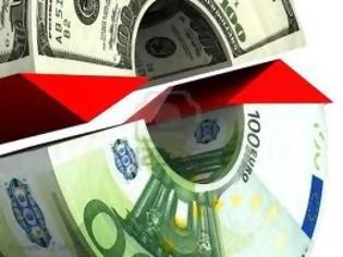 Φωτογραφία για Δε λέει να σηκωθεί με τίποτα το ευρώ!