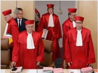 Φωτογραφία για Στις 12/9 η απόφαση του Συνταγματικού Δικαστηρίου της Γερμανίας για ESM