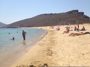 Φωτογραφία για Παραλίες της Ελλάδας: Μύκονος - Πάνορμος