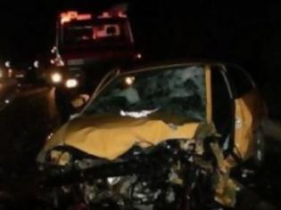 Φωτογραφία για Πολύνεκρο δυστύχημα στην Εγνατία Οδό, στο ύψος του Ορφανίου