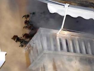 Φωτογραφία για Πάτρα: Φωτιά σε διαμέρισμα στην Σολωμού