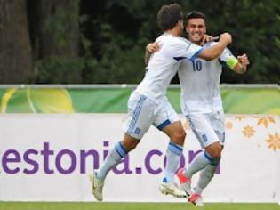Φωτογραφία για Κατίδης και Σταφυλίδης στα 10 καλύτερα ταλέντα του Euro U-19