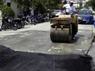 Φωτογραφία για Καθυστερούν δίχως λόγο την ασφαλτόστρωση σε δρόμο της Καλλιθέας, αναφέρει αναγνώστης