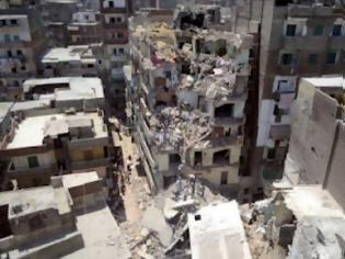 Φωτογραφία για Αίγυπτος: 19 νεκροί από κατάρρευση κτιρίου