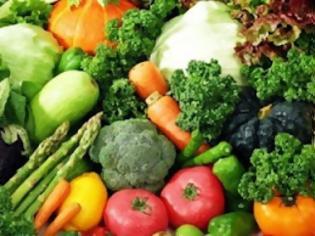 Φωτογραφία για Τα λαχανικά προστατεύουν το πάγκρεας