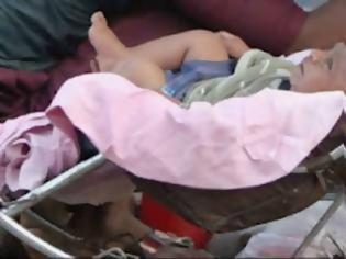 Φωτογραφία για Σοκ: Έθαψε ζωντανή την κόρη του μόλις γεννήθηκε!