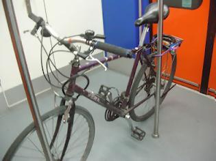 Φωτογραφία για Συστάσεις στους ποδηλάτες που χρησιμοποιούν τα ΜΜΜ