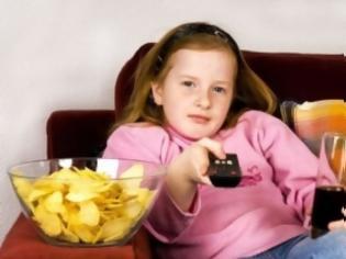 Φωτογραφία για Η πολύωρη TV βλάπτει την υγεία των παιδιών